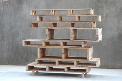 Vidéo examples de meubles fabriqués à partir de palettes 3