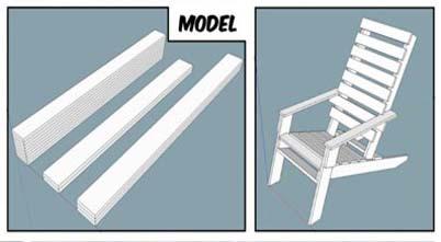 6 tapes de base pour construire vos propres meubles avec for Construire vos propres plans