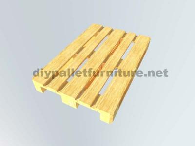 Comment faire facilement une table avec un Europallet 5