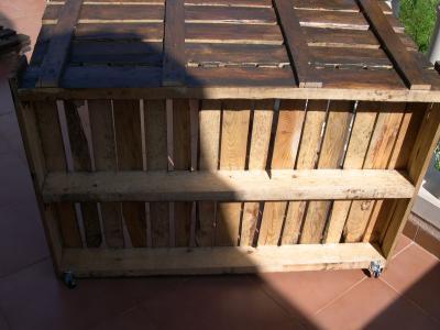 Comment faire un canap chaiselong avec des palettes des explications et des plansmeuble en - Comment faire un canape en palette ...