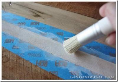 Décorez votre maison avec une planche de surf faite avec des palettes7
