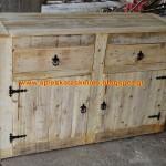 Guide étape par étape pour construire une commode avec des palettes en bois