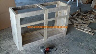 Guide étape par étape pour construire une commode avec des palettes en bois2