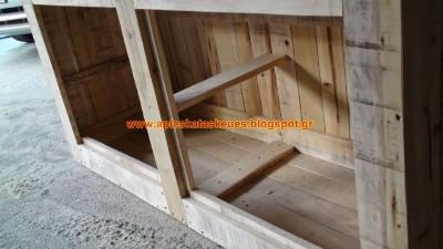 Guide étape par étape pour construire une commode avec des palettes en bois3