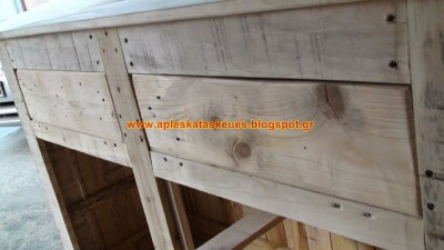 Guide étape par étape pour construire une commode avec des palettes en bois4