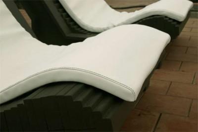 Mobilier design élégant fait de palettes  7