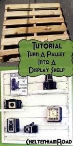 Comment faire un cru et un affichage personnalisé étagère pour décorer notre maison