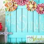 Construisez votre propre clôture de palettes à des motifs