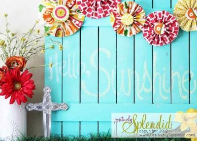 Construisez votre propre clôture de la palette à des motifs 3