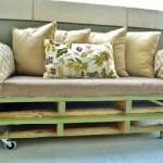 Un canapé en palette, les plans et les instructions pour le construire