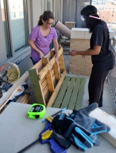 A pallet sofa plans and instructions to build it 2