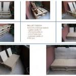 Comment faire un canapé avec des palettes en utilisant des points d'appui seulement