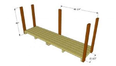 Construire une palette versé pour le bois3
