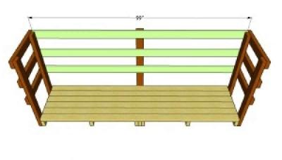 Construire une palette versé pour le bois5