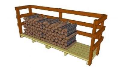 Construire une palette versé pour le bois6
