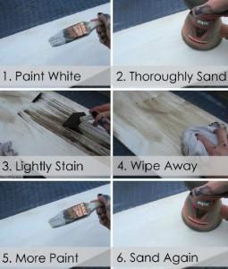 Décorez votre maison pour Noël à l'aide d'une planche d'une palette 1