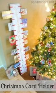 Décorez votre maison pour Noël à l'aide d'une planche d'une palette 5
