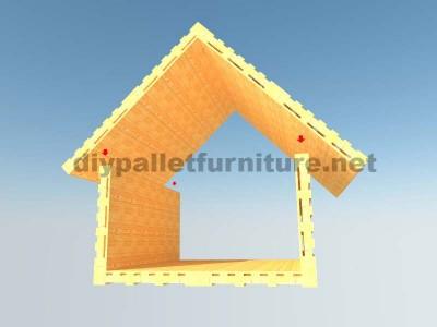 L'intérieur Maison chill-out ou jeux angle en palettes4