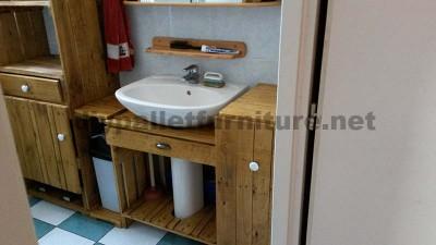 Meubles de salle de bains fabriqués entièrement à partir de palettes4