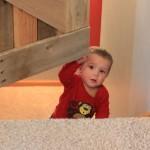 Projette de construire une petite porte et sauvegarder vos bébés