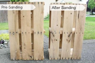 Étape par étape les instructions pour construire un tiroir de la palette modulaire11
