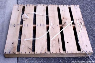 Étape par étape les instructions pour construire un tiroir de la palette modulaire2