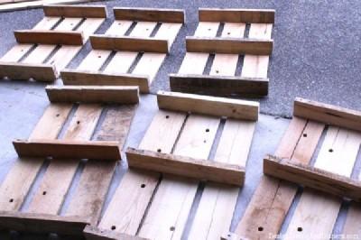 Étape par étape les instructions pour construire un tiroir de la palette modulaire5
