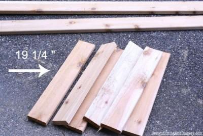 Étape par étape les instructions pour construire un tiroir de la palette modulaire6