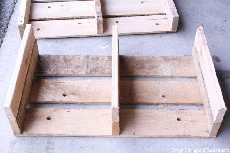Tape par tape les instructions pour construire un tiroir - Construire bureau ...