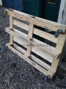Étape par étape les instructions pour construire une table de salon avec palettes2