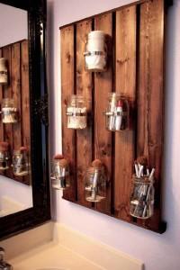 10 bonnes idées pour décorer votre salle de bains avec palettes9