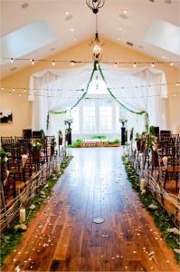 13 mariage idées de décoration à l'aide des palettes2