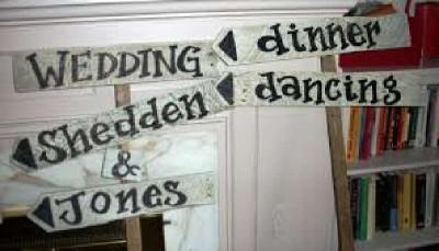13 mariage idées de décoration à l'aide des palettes9