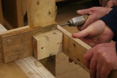 Instructions pour construire un omble chevalier avec une seule palette11