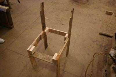 Instructions pour construire un omble chevalier avec une seule palette12