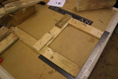 Instructions pour construire un omble chevalier avec une seule palette5