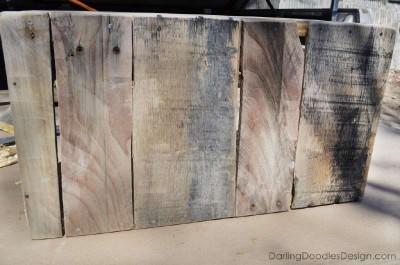 Instructions sur la façon de faire une boîte de palettes de stockage9