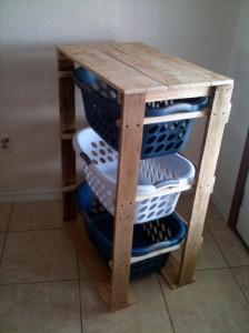Les plans et les instructions pour construire un tiroir pour votre lessive8
