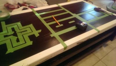 Une palette tableau NES, fait avec 2 palettes10