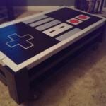 Une palette table NES, fait avec 2 palettes