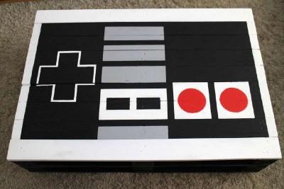 Une palette tableau NES, fait avec 2 palettes2