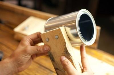 Comment construire une lampe flexo de bureau avec des objets recyclés 6