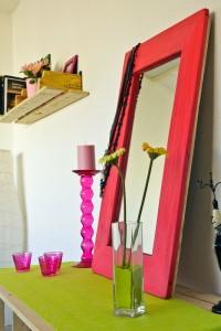 Chambre jeune entièrement meublée avec des palettes 4