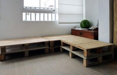 Construire un canapé de palettes en seulement 3 étapes faciles 1