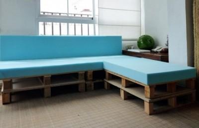 Construire un canapé de palettes en seulement 3 étapes faciles 2