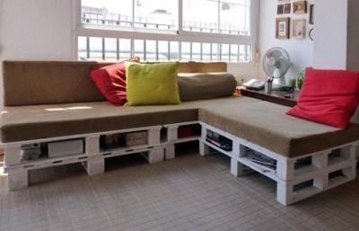 Construire un canapé de palettes en seulement 3 étapes faciles 3