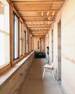 La Maison Navajo à Colorado construite pour les personnes sans ressources 2
