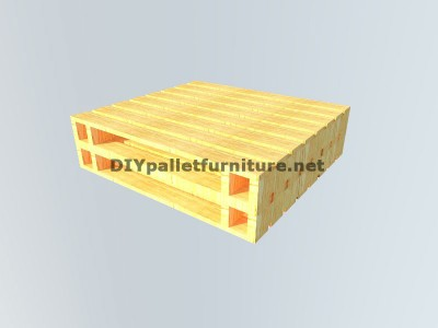 Table-coffre fait avec palettes 3