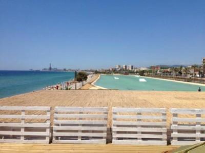Le Malamar Wakepark à Montgat, Barcelone 2