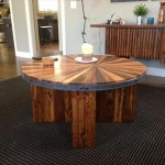 Table basse d'un excellent design